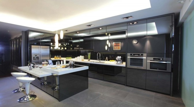 Placement Of Kitchen Appliances Layout